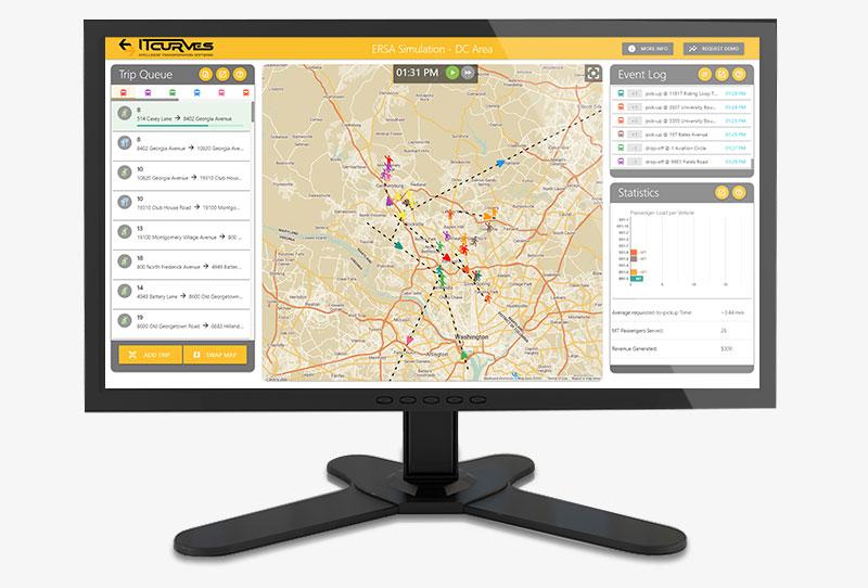 Monitor with Screenshot