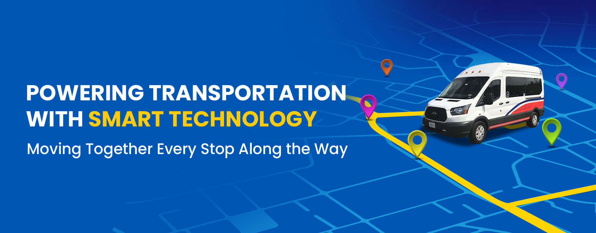 Powering Transportation with Smart Technology